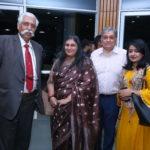 Maj Gen G.D. Bakshi with GoodWord Media, PR Agency – Anshu Khanna, Founder, Varun Khanna, Founder and Karishma Sain, Account Manager