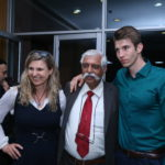 Vjerna Nevistic, TagorePrize Board of Directors, Maj Gen G.D. Bakshi, Petar Nevistic