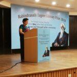 Yvette Rosser aka Ram Rani, TagorePrize Advisory Board and a schollar