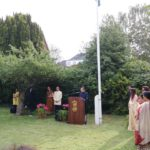 H. E. Ajit Gupte, Ambassador of India to Denmark, Indian Independence Day celebration, August 15th, 2019., Copenhagen, Denmark